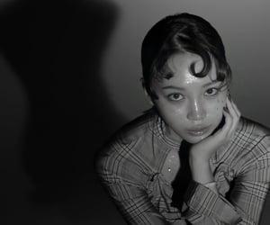 kpop, photoshoot, and cybercore image