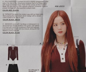 aesthetic, asian, and jisoo lq image