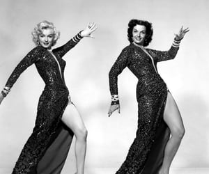 1950s, 50s, and Jane Russell image