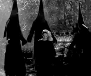 coven, gif, and witch image
