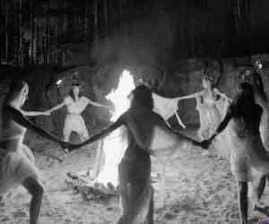 coven, gif, and Halloween image