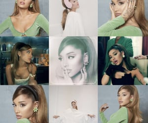 celebrity, positions, and ariana grande image