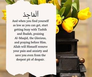 despair, tasbîh, and islamic image