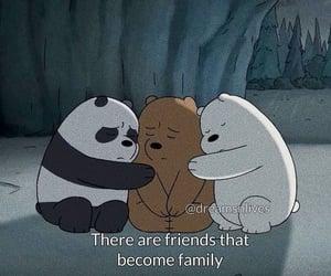 cartoon, family, and friendship image