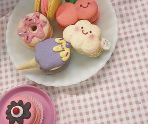 delicious, cute, and macaron image
