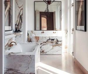 bathroom, decor, and home image