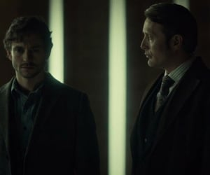 hannibal, hugh dancy, and NBC image