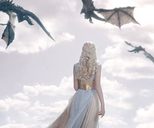 girl woman, beauty gorgeous, and game of thrones got image
