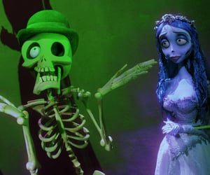 corpse bride, film, and cute image