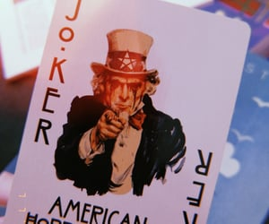 aesthetic, poker, and ahs image