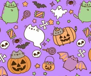 Halloween and wallpaper image