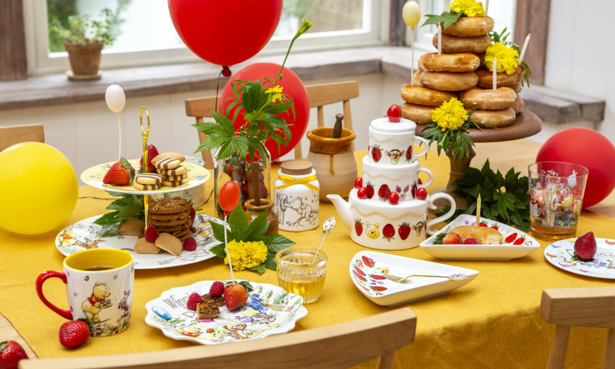 disney, sweets, and tea party image