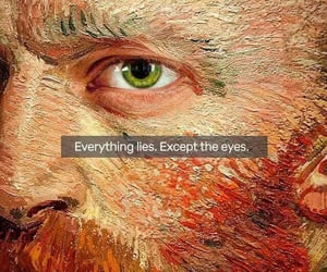 lies, eyes, and poetry image