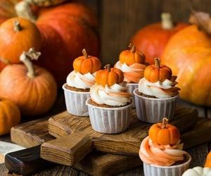 cupcake, dessert, and enjoy image