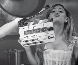 moonlight, ariana grande, and positions image