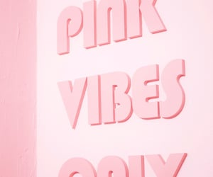 pink, vibes, and wallpaper image