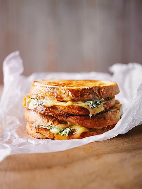 food, toastie, and toasted sandwich image