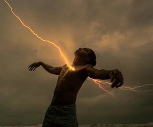 aesthetic and lightning image