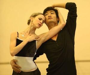 ballerina, pas de deux, and alina somova image