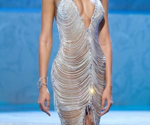 fashion, runway, and zuleyka rivera image