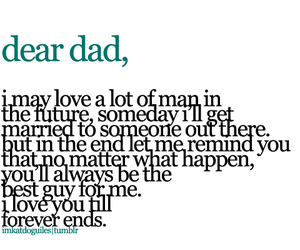 dad, love, and daddy image
