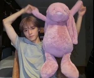bunny, nct127, and kpop image