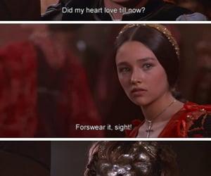 juliet capulet, romeo montague, and girl woman boy man image