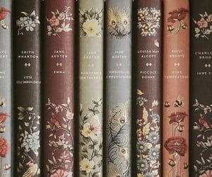 Books by Jane Austen and other marvelous writers.