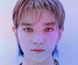 cyber, kpop, and mugshot image
