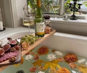 autumn, bathroom, and delicious image