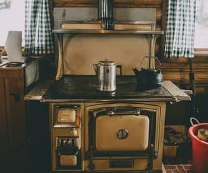 Old farm vintage kitchen