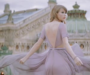 Couture, gif, and dress image