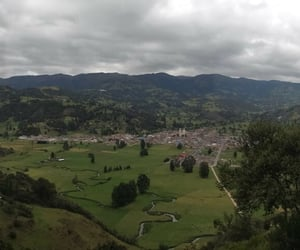 colombia, green, and paisaje image
