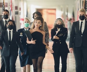 ariana grande and positions image