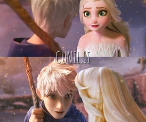 animation, dreamworks, and frozen image