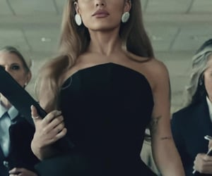 ariana grande, positions, and music image