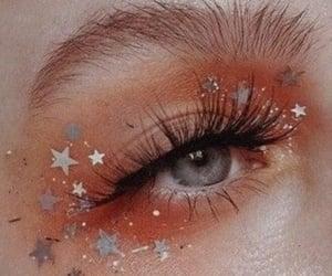 aesthetic, eyeshadow, and make up image