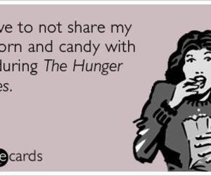 hunger games, funny, and movie image