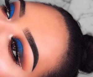 cool, intense, and make-up image