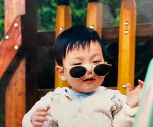 baby boy, leader, and kim hongjoong image