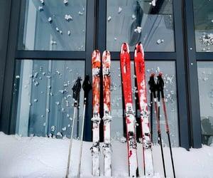 austria, outdoor, and ski image