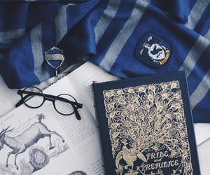 draw, harry potter, and ravenclaw image