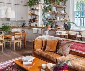 boho, decor, and house image