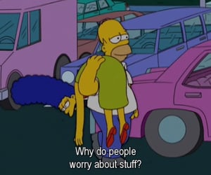 quote and the simpsons image