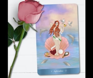 aphrodite, art, and art therapy image