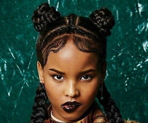 black is beautiful, hair inspo, and braids image