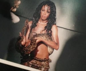aaliyah, photographs, and polaroids image