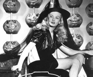 40s, Halloween, and movie image