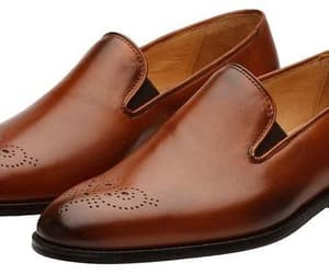 leather loafer, loafers, and loafers for men image