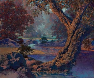 art, dreamy, and painting image
